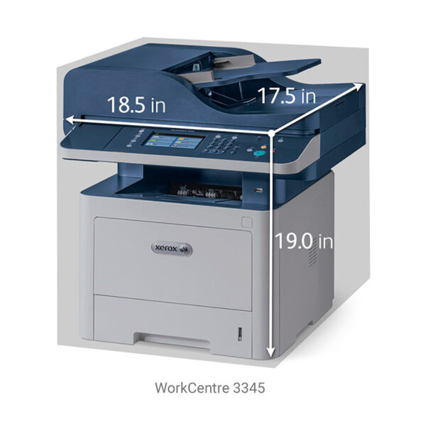 Xerox WorkCentre 3345 2